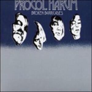 Broken Barricades - Vinile LP di Procol Harum