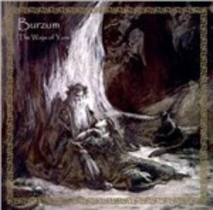 The Ways of Yore (Vinile trasparente) - Vinile LP di Burzum