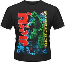 T-Shirt uomo Godzilla. Godzilla Kaiju