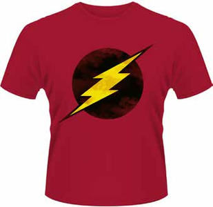 Idee regalo T-Shirt uomo Flash. Logo-DC Originals Plastic Head