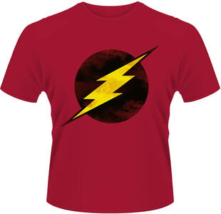 T-Shirt uomo Flash. Logo-DC Originals
