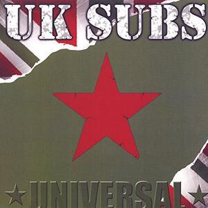 Universal - Vinile LP di UK Subs