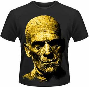 Idee regalo T-Shirt uomo La Mummia. Boris the Mummy Plastic Head