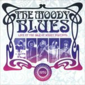 Live at the Isle of Wight Festival - Vinile LP di Moody Blues
