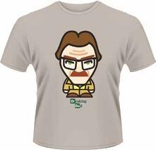 T-Shirt uomo Breaking Bad. Walter with Hair Minion