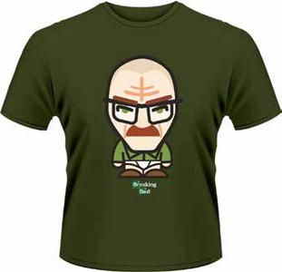 Idee regalo T-Shirt uomo Breaking Bad. Underwear Minion Plastic Head