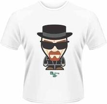 T-Shirt uomo Breaking Bad. Heisenberg Minion