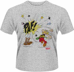 Idee regalo T-Shirt uomo Asterix. Punch Plastic Head
