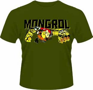 Idee regalo T-Shirt uomo 2000 a D. Mongrol Plastic Head