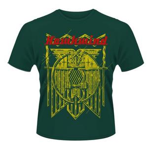 Idee regalo T-Shirt uomo Hawkwind. Doremi Green Plastic Head