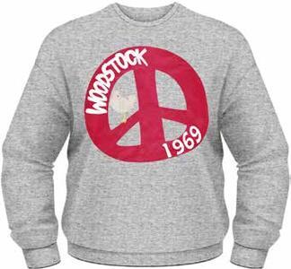 Felpa uomo Woodstock. 1969