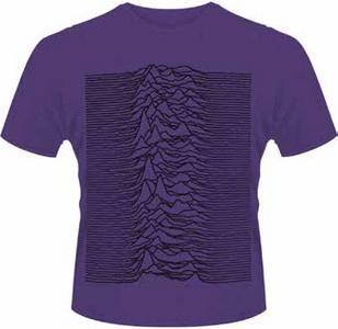 Idee regalo T-Shirt uomo Ultrakult Unknown Radio Waves Purple Plastic Head