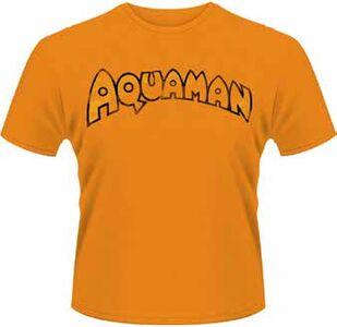 Idee regalo T-Shirt uomo Aquaman. DC Originals-Aquaman Plastic Head