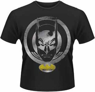 T-Shirt uomo Batman. Head-DC Originals