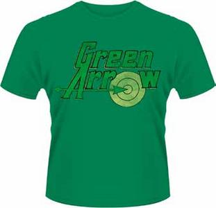 Idee regalo T-Shirt uomo Freccia Verde. DC Originals-Green Arrow Plastic Head