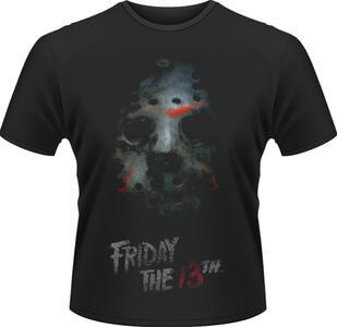 T-Shirt uomo Friday the 13th. Mask Venerdi 13