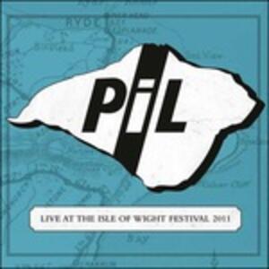 Live At The Wight Festiva - Vinile LP di Public Image Ltd