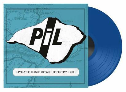 Live At The Wight Festiva - Vinile LP di Public Image Ltd - 2