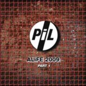 Alife 2009 Part 1 - Vinile LP di Public Image Ltd
