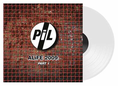 Alife 2009 Part 1 - Vinile LP di Public Image Ltd - 2