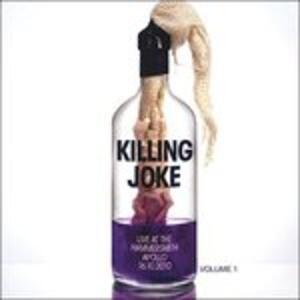 Live at the Hammersmith Apollo vol.1 - Vinile LP di Killing Joke