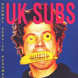 Normal Sevrice Resumed - Vinile LP di UK Subs