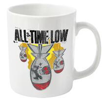 Tazza All Time Low. Da Bomb