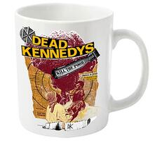 Tazza Dead Kennedys. Kill The Poor