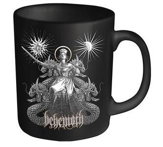 Tazza Behemoth. Evangelion
