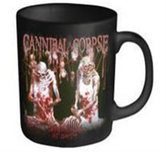 Idee regalo Tazza Cannibal Corpse. Butchered Plastic Head