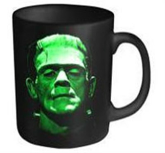 Idee regalo Tazza Frankenstein Plastic Head
