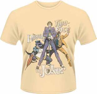 T-Shirt uomo DC Originals. Villains