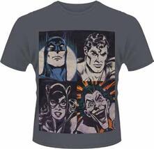 T-Shirt uomo DC Originals. 4 Faces