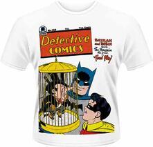 T-Shirt uomo DC Originals. Detective Comics Batman & Robin