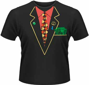 Idee regalo T-Shirt uomo Breaking Bad. Better Call Saul, Suit Plastic Head