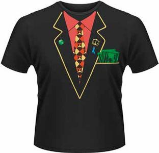 Idee regalo T-Shirt uomo Breaking Bad. Better Call Saul, Suit Plastic Head