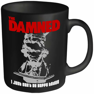 Idee regalo Tazza Damned. I Just Can't Be Happy Today Plastic Head
