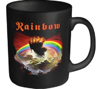 Idee regalo Tazza Rainbow. Rising Plastic Head