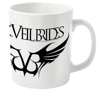 Tazza Black Veil Brides. Rebels Logo