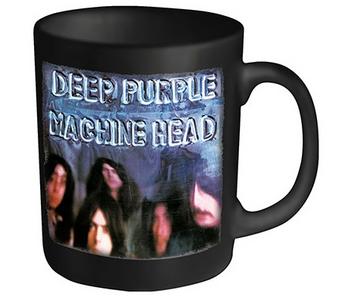 Idee regalo Tazza Deep Purple. Machine Head Plastic Head
