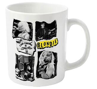 Tazza Blondie. Cuttings