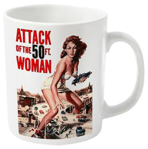 Tazza Attack of the 50ft Woman