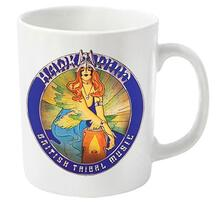 Tazza Hawkwind. British Tribal