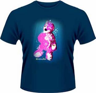 Idee regalo T-Shirt uomo Breaking Bad. Teddy Pool Plastic Head