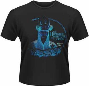 T-Shirt uomo Breaking Bad. Institute of Cooking
