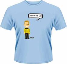 T-Shirt uomo Star Trek. Kirk Talking Trexel