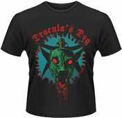 Idee regalo T-Shirt uomo Dracula's Dog. Dracula's Dog Plastic Head