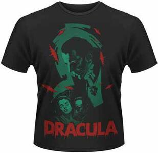 T-Shirt uomo Dracula. Dracula Luna