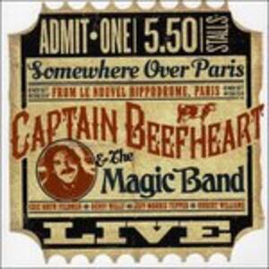 Somewhere Over Detroit - Vinile LP di Captain Beefheart