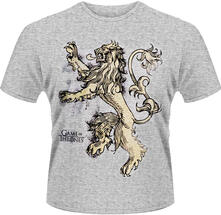 T-Shirt uomo Trono di Spade (Game of Thrones) Lion